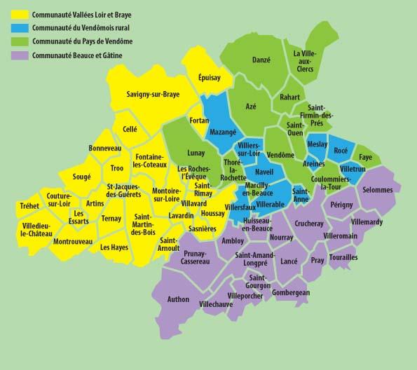 Territoires Vendômois