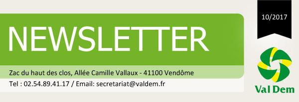 Newsletter anti-gaspi et zéro déchet de ValDem